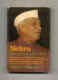 image of Nehru: The Years of Power  - 1st Edition/1st Printing
