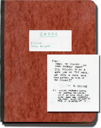 Sassy (Original screenplay for an unproduced film, 1988)