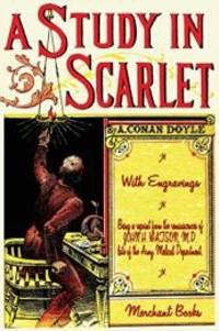 image of A Study in Scarlet - Illustrated