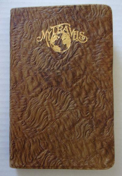 (AUTOMOBILE TRAVEL - EUROPE) (KAVANAUGH, Mrs.) MY TRAVELS. (New York: n.p., 1930. 8vo. Textured limp...