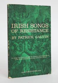 image of Irish Songs of Resitance (1169-1923)