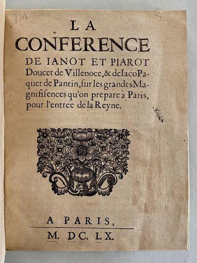 La Conference De Ianot Et Piarot...