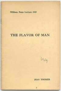 The Flavor of Man