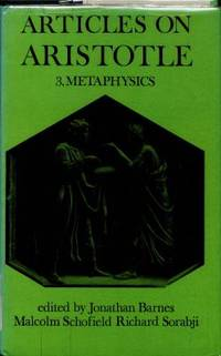 Articles on Aristotle (v. 1) by  Eds  Richard - Hardcover - 1975 - from ThriftBooks (SKU: G0715607626I5N11)
