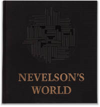 Louise Nevelson: Nevelson's World by  Louise and Jean Lipman NEVELSON - First edition / First printing. - 1983. - from Orpheus Books (SKU: 16760)