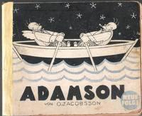 Band 1: Adamson., 60 Bilderserien. Neue Folge. Mit einem Vorwort von Alfred Kerr. Band 2:...
