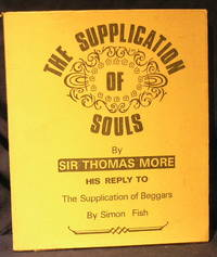 image of The Supplication of Souls His reply to the Supplication of Beggars