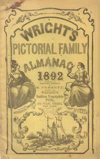 Wright's Pictorial Family Almanac 1892