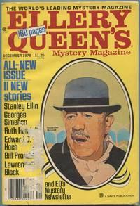 Ellery Queen's Mystery Magazine December 1978 (Vol. 72, No. 6, Whole No. 421)