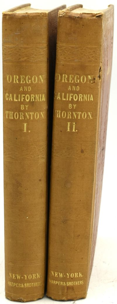 New York: Harper & Brothers, 1849. First Edition. Hard Cover. Very Good binding. First Edition thus ...