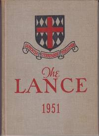 image of The Lance.  St. George's School - 1951  [Yearbook]
