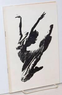 image of The Performing Arts Class of San Mateo High School presents Interpretive Dance Concert April 28, 1973 [program]