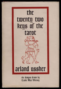 image of THE XXII KEYS OF THE TAROT. The Designs Drawn by Leslie MacWeeney. [Cover Title: The Twenty Two Keys of the Tarot].