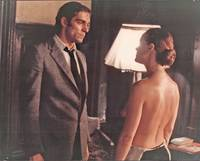 image of That Most Important Thing: Love [L'important c'est d'aimer] (Original oversize photograph of Romy Schneider and Fabio Testi from the 1975 film)