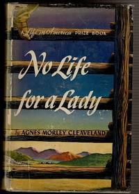 image of NO LIFE FOR A LADY