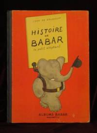 image of HISTOIRE DE BABAR. Le Petit Elephant