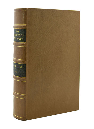 The Presidential Edition ROOSEVELT, Theodore. The Works of Theodore Roosevelt . New York: G.P. Putna...
