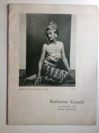 Katharine Cornell  A Gallery of Stage Portraits