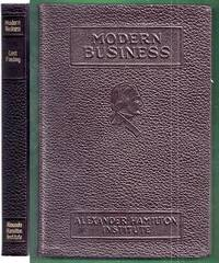 Cost Finding. Modern Business Series
