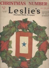 image of Leslies's Illustrated Weekly Newspaper Christmas Number - December 7, 1918