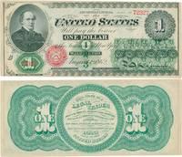 The First Dollar Bill