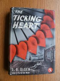 The Ticking Heart by  D.B. aka Dolores Hitchens Olsen  - First edition first printing  - 1940  - from Scene of the Crime Books, IOBA (SKU: biblio12380)