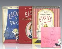 Eloise: A Book for Precocious Grown ups, Eloise in Paris, Eloise at Christmastime.