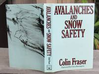 image of Avalanches And Snow Safety -- FIRST EDITION