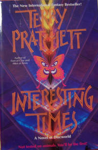 image of Interesting Times: A Novel of Discworld