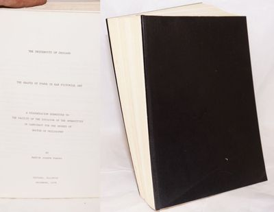 Chicago, IL: , 1978. xi, 517p., 8.5x11 inches, standard crudely produced dissertation reproduction i...