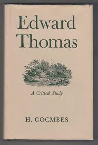 Edward Thomas: A Critical Study