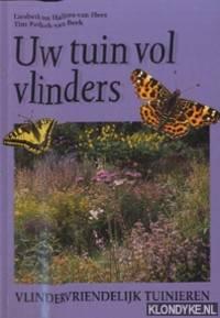 Uw tuin vol vlinders. Vlindervriendelijk tuinieren