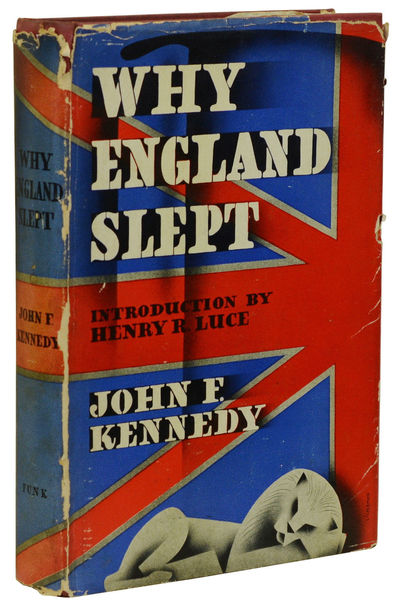 New York: Wilfred Funk, 1940. First Edition. Hardcover. Very Good. 252 pp. First edition, first prin...