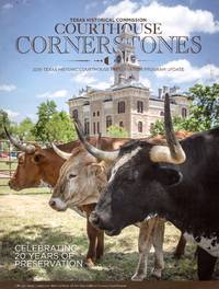 Courthouse Cornerstones: 2019 Texas Historic Courthouse Preservation Update
