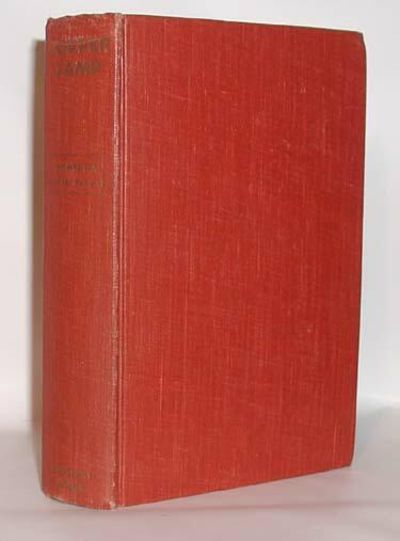 New York: Hastings House, 1943. First Edition. First printing Very good- in light red cloth covered ...