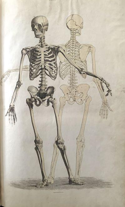 Edinburgh: W.H. Lizars, 1825. FIRST EDITION. Printed slip,