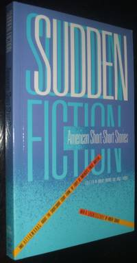 image of Sudden Fiction American Short_Short Stories