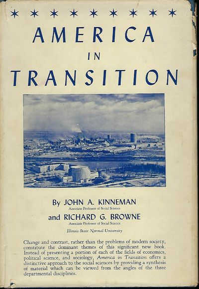 NY & London: McGraw-Hill Book Company, 1942. First Edition. Signed presentation from Kinneman on the...
