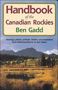 image of Handbook of the Canadian Rockies
