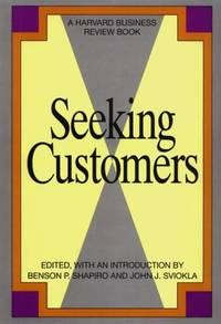 Seeking Customers (The Harvard Business Review Book)