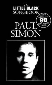 Paul Simon (Little Black Songbook) (Little Black Songbooks)