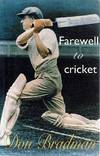 Farewell To Cricket