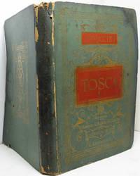 Tosca, Musikdrama in drei Acten. Klavierauszug mit Text by G. Puccini; Max Kalbeck (Eeutsch)