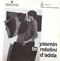 Yasmin Brandolini d'Adda. Opere recenti by  Yasmin (Cape Town 1929 - Cison di Valmarino 2012) BRANDOLINI D'ADDA - 1997 - from Studio Bibliografico Marini and Biblio.com