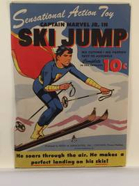 Captain Marvel Jr. In Ski Jump Sensational Action Toy