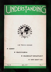 Understanding - July, 1957.  UFO, New Age / from the Collection of Max Miller