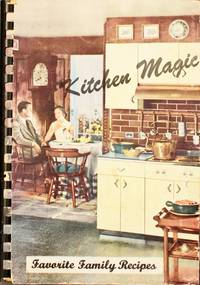 image of Kitchen Magic: A Book of Favorite Recipes