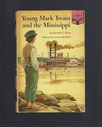 Signed By Author Young Mark Twain and the Mississippi Landmark #113 HB/PC