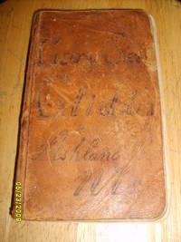 Surveyors Field Book