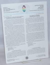 image of Quinto Centenario del Descubrimiento de America: encuentro de dos mundos: No. 19, Febrero 1990